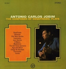 Antonio Carlos Jobim - Composer Of Desafinado Plays (Vinyl