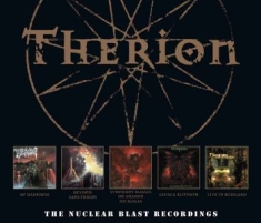 Therion - The Nuclear Blast Recordings (6Cd)