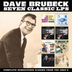 Brubeck Dave - Seven Classic Lps (4 Cd)