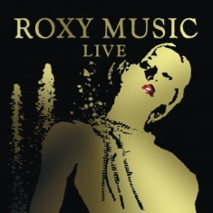 Roxy Music - Live (Ltd Ed 3Lp + 2Cd)