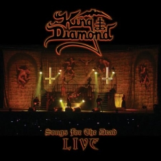 King Diamond - Songs From The Dead Live ( 2 Lp Tra