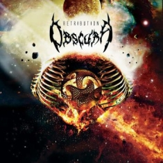 Obscura - Retribution (White Vinyl)