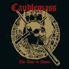 Candlemass - Door To Doom - Special Blueyellow V