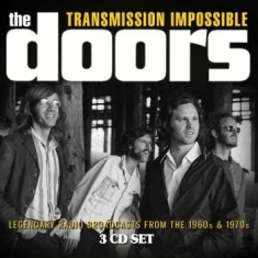 Doors The - Transmission Impossible (3Cd)