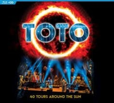 Toto - 40 Tours Around The Sun Live (Br+2C