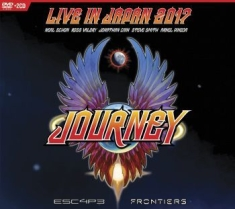 Journey - Escape  Frontiers Live In Japan 201