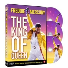 Queen - Freddie Mercury - The King Of Queen