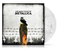 Metallica - The Many Faces Of Metallica (White)