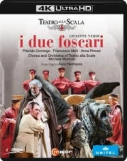 Verdi, Giuseppe - I Due Foscari (4K Ultra Hd Blu-Ray)