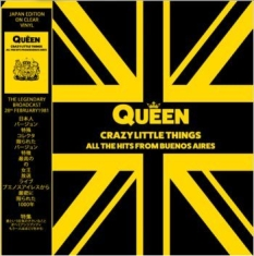 Queen - All The Hits From Buenos Aires