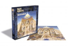 Iron Maiden - Powerslave Puzzle