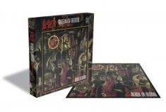Slayer - Reign In Blood Puzzle