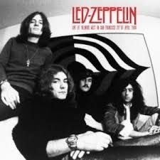 Led Zeppelin - Live At Fillmore West 24 April 1969