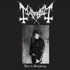 Mayhem - Live In Sarpsborg (Cd + Dvd)