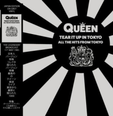 Queen - Tear It Up In Tokyo - All The Hits