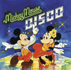 Various artists - Mickey Mouse Disco