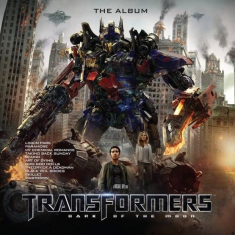 Various artists - Transformers: Dark Of The Moon Ost