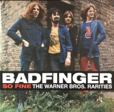 Badfinger - So Fine - Warner Rarities (Red Vinyl)