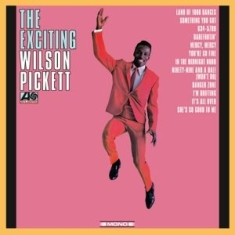 Wilson Pickett - The Exciting