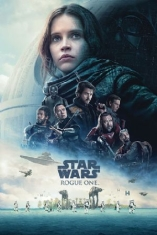 STAR WARS - Star Wars Rogue One (One Sheet)