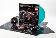 Queensryche - The Verdict (Ltd Transp Petrol Green LP + CD & Poster)