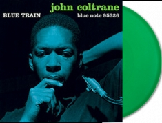 John Coltrane - Blue Train (ltd. Green Vinyl)