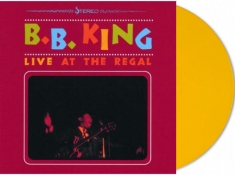 BB King - Live At The Regal (ltd Yellow Vinyl)