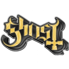 Ghost - Pin Badge: Logo