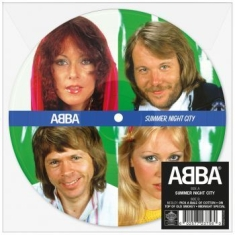 "Abba - Summer Night City (7"" Ltd Picture D"
