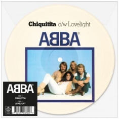"Abba - Chiquitita (7"" Ltd Picture Disc)"