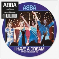 "Abba - I Have A Dream (7"" Ltd Picture Disc"