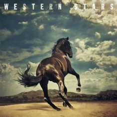 Springsteen Bruce - Western Stars (colored)