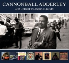 Cannonball Adderley - Eight Classic Albums