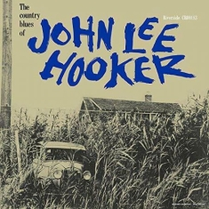 Hooker John Lee - Country Blues Of J L Hooker (Vinyl)