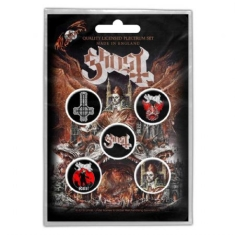 Ghost - GHOST BUTTON BADGE PACK: PREQUELLE