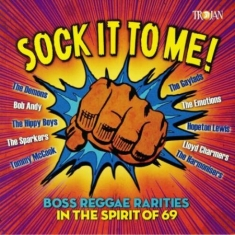 Blandade Artister - Sock It To Me: Boss Reggae Rar