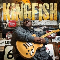 Ingram Christone Kingfish - Kingfish