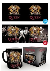 Queen - Queen - Mug Heat Change