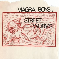 Viagra Boys - Street Worms - Deluxe (Clear Vinyl)