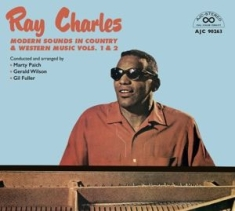 Ray Charles - Modern Sounds In Country & Western Music Vol. 1 & 2