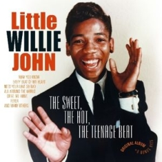 Little Willie John - Sweet, the Hot, the Teenage Beat