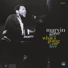 Gaye Marvin - What's Going On Live (2Lp)