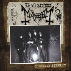 Mayhem - Cursed In Eternity (4 Lp Box Set)
