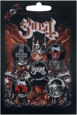 Ghost - Prequelle Pin set (5pcs)