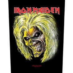 Iron Maiden - Killers / Eddie - Back Patch