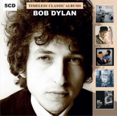 DYLAN BOB - Timeless Classic Albums