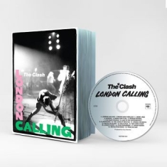 The Clash - London Calling Scrapbook