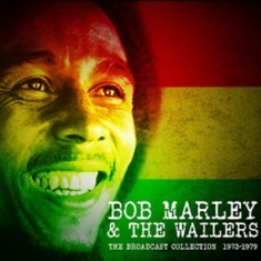 Bob Marley - The Broadcast Collection 1973-1979