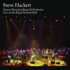 Hackett Steve - Genesis Revisited Band & Orchestra: (2Cd+Dvd)
