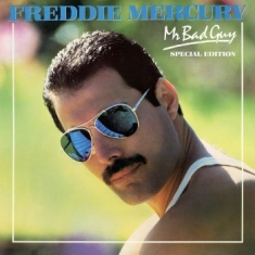Freddie Mercury - Mr Bad Guy (The Greatest Lp1)
